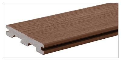 clips de d/ébut et de finition Anthracite 3 m de long WoodoBasic Lot complet de lames de terrasse en bois composite WPC avec clips de raccordement